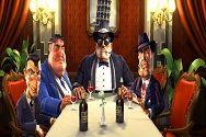Играть в автомат Slotfather от казино Gaminatorslots картинка логотип