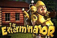 Играть в автомат The Exterminator от гейминатор слотс онлайн картинка логотип