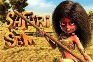 Автомат Safari Sam от gaminatorslots онлайн картинка логотип