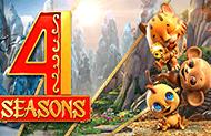 Автомат 4 Seasons – играть бесплатно и без регистрации в онлайн казино 777 GMSlots картинка логотип