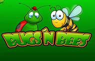 Онлайн гаминатор Bugs'n Bees – играть бесплатно без регистрации картинка логотип