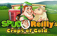 Автомат Spud O' Reilly's Crops of Gold от казино Gaminatorslots картинка логотип