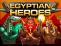 Игровой автомат Egyptian Heroes предлагает ряд бонусов